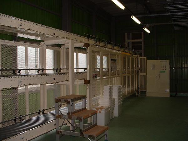 医療系廃棄物自動供給装置